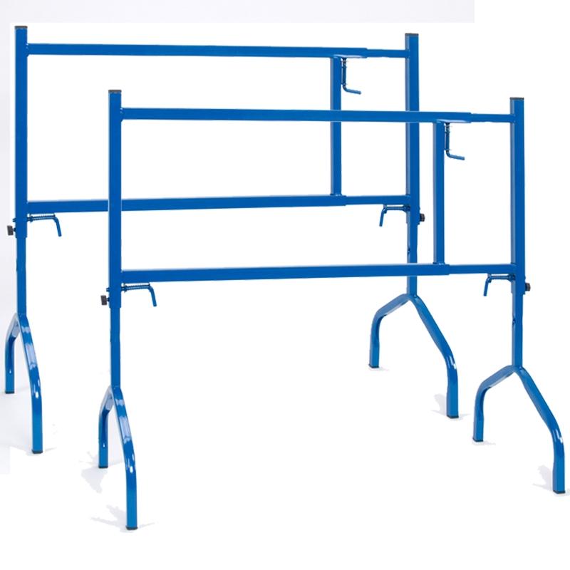 Pro Bau Tec 2x pro bau tec metall hb bock blau 175 kg 2 stück