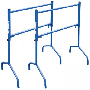 Pro Bau Tec pro bau tec metall gerüstbock blau 175 kg 2 stück