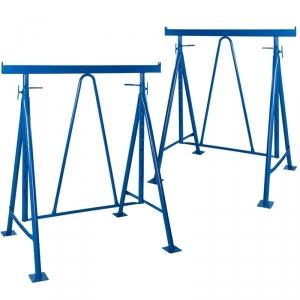 Pro Bau Tec 2x pro bau tec schwerlastbock blau 1 000 kg 2 stück auf 1