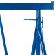 2x pro-bau-tec Schwerlastbock BLAU 1.000 KG (2 STÜCK) auf 1 Europalette